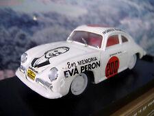 1/43 Brumm (Italy)  Porsche 356 1952 #206