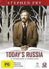 Stephen Fry - Today's Russia - A Literary Landscape (DVD, 2015)