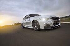 BMW 3 SERIES  F30/31 335I / 328I / 320 MSPORT DESIGN FRONT SPLITTER LIP DIFFUSER
