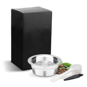 Refillable-Reusable-Metal-Coffee-Capsules-Pods-Cup-For-LAVAZZA-MIO-Machines