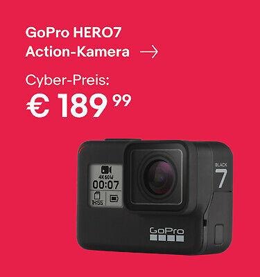 GoPro HERO7 Action-Kamera