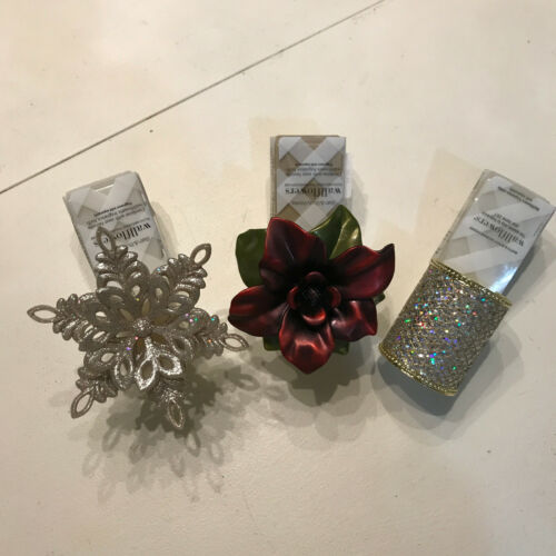 Bath and Body Works WALLFLOWERS Home Fragrance Diffuser Plug In