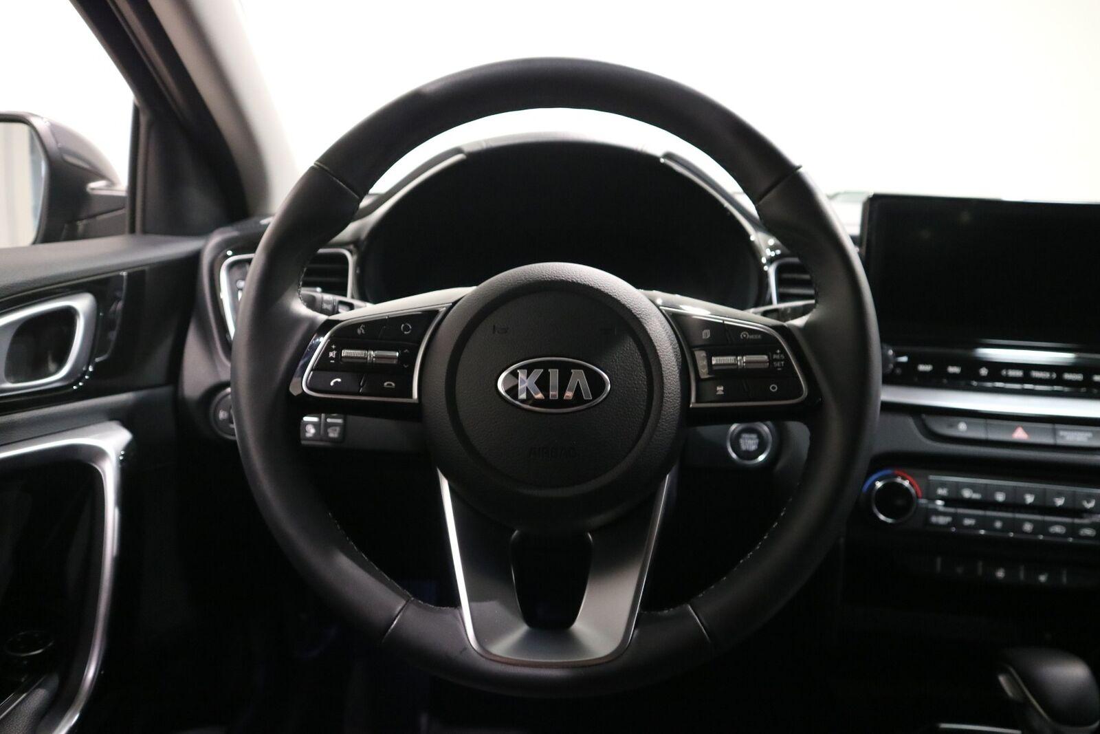 Kia Ceed 1,6 PHEV Upgrade Intro SW DCT - billede 8