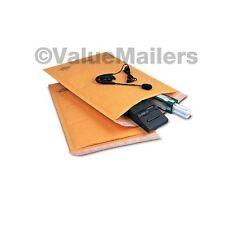 "200 Qty - 6"" x 10"" dvd cd Kraft Bubble Mailer Size #0"