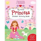My First Princess Sticker Activity Book by Scholastic (Paperback, 2014)