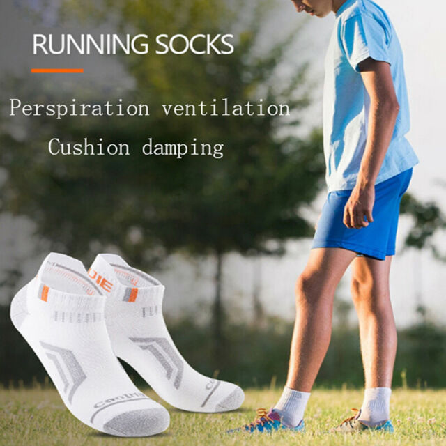 AONIJIE Quick Dry Blister Prevention Running Marathon Socks Sports Ankle Sock BH