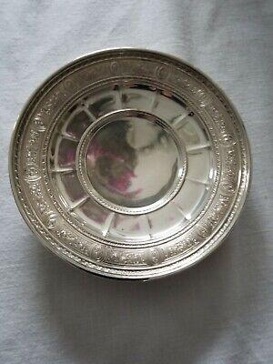 Wedgwood by International Sterling Silver Dessert Plate #H416 #1509