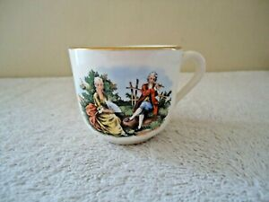 Vintage-Sabin-22K-Warranted-Cup-034-BEAUTIFUL-COLLECTIBLE-DISPLAYABLE-ITEM-034