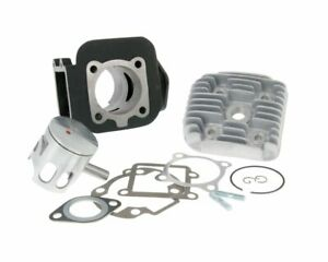 Cylinder-Kit-Airsal-Sport-70ccm-Gray-Cast-Iron-for-MBK-Booster-Rocket-50