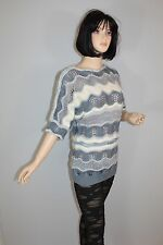 80er 80s Vintage Strick PULLI Pullover Angora WOLLE VTG wool Knit JumperSweater