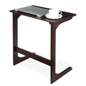 Details About Bamboo Table Top Inside Patio Furniture New High End Coffee Desk Home Office