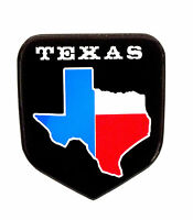Texas Emblem Will Fit Dodge Truck Grille 1994-2002 Gas & Cummins