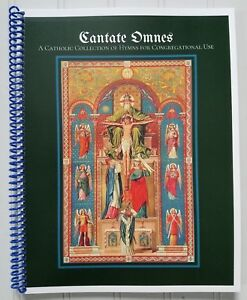 Cantate-Omnes-A-Catholic-Collection-of-Hymns-for-Congregational-Use-1958-Edition