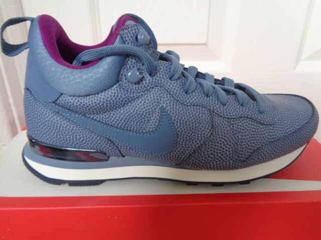 best sneakers 5a54e 4ee7d Nike Internationalist Mid LTHR womens trainers 859549 400 uk 5.5 eu 39 us 8  NEW