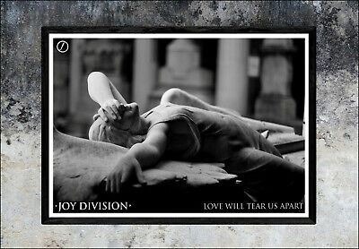 JOY DIVISION, IAN CURTIS, Love Will Tear Us Apart, Promo ...
