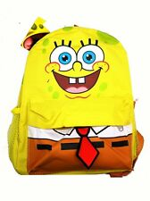 "Small Size Spongebob Squarepants Character 12"" Backpack - BRAND NEW"