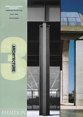 Twentieth-century Museums: By Ludwig Mies Van Der Rohe, Louis Kahn and Richard M