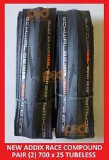 28x1.00-700x25C schwalbe pro one tubeless easy microskin new 25-622 5.0-7.5 bar