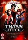 The Twins Effect DVD UK Action Comedy Movie Region 2