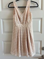 BCBG Lace Dress Size 2 NWT