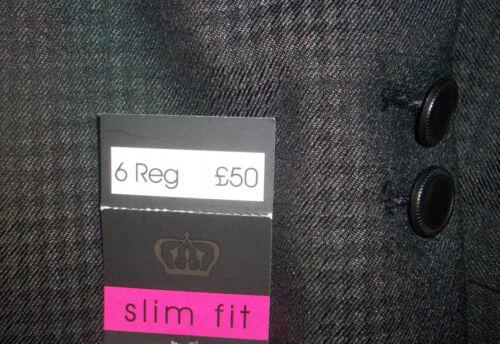 50 Tailored Bnwt Giacca Next Smart Sz Fit Rrp Slim 6 xBCHqf