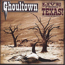 Live from Texas! [CD & DVD] by Ghoultown ( 2004) New-Free Shipping