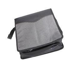 520 Disc CD DVD Holder DJ Storage Case PVC CD Bag Large Capital Album Black #853