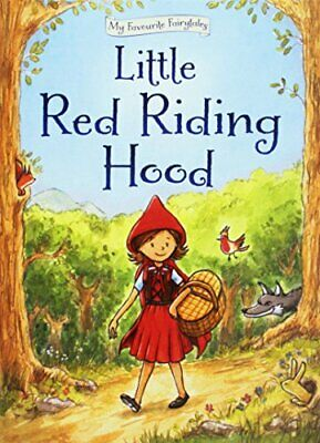 Milly Flynn My Favourite Fairytales Little Red Riding Hood