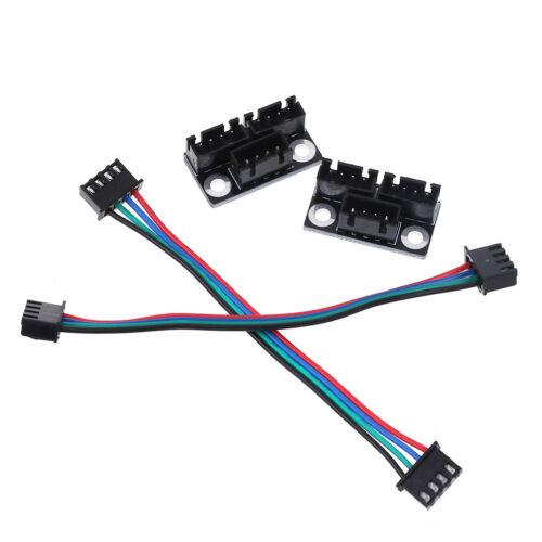 2set dual z stepper motor adapter parallel module stepping motor diverter ^JH