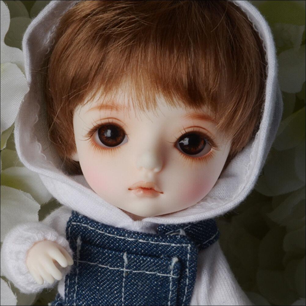 14.5 cm BJD  Bebe Doll Boy - Everett (Normal) ( make up)
