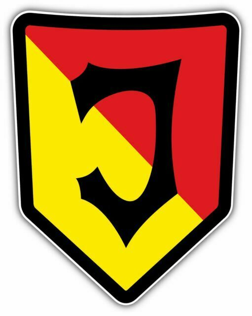 "Jagiellonia Bialystok FC Poland Football Soccer Car Bumper Sticker Decal 4/""X5/"""