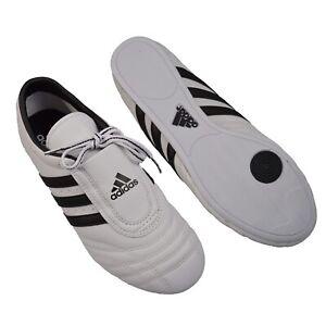 Details zu Kampfsport Schuhe Adidas SM II aus LederKunstleder für alle Sportarten geeignet