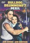 Bulldog Drummond's Peril 0089218415592 With John Howard DVD Region 1