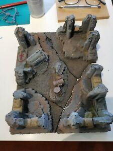 Warhammer-40k-Terrain-ruins-City-Fight-GW-rare-and-OOP