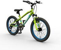 20 Inch Muddyfox Alpha Mountain Bike Outdoor Ride On Activity Kids Off Road 7+