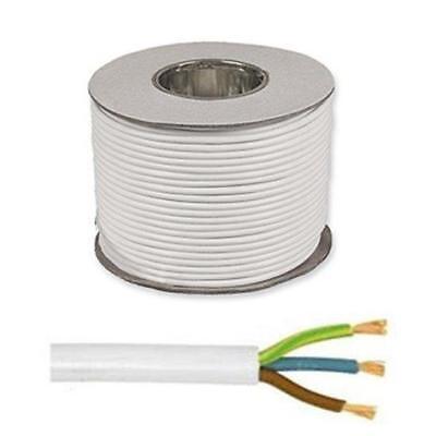 3182Y 2 Core Orange Flexible Cable Garden Mower Cable 0.75mm 1mm 5m 15m 20m 25m
