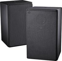 Open-Box: 2-Way Indoor/Outdoor Speakers (Pair)