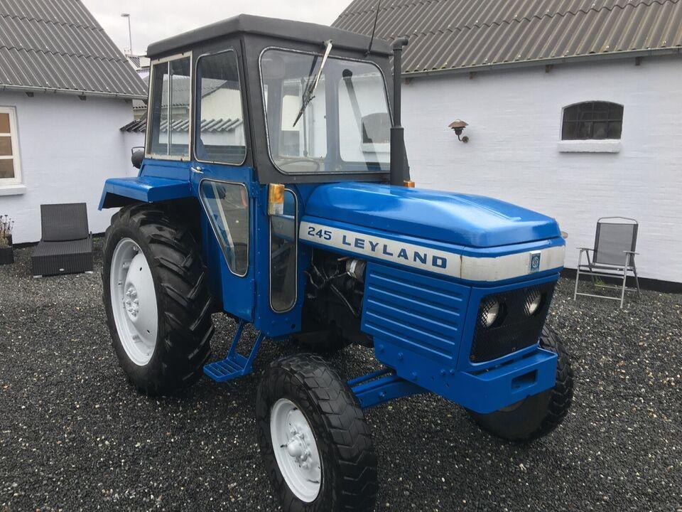 Leyland , 245, 5100 timer