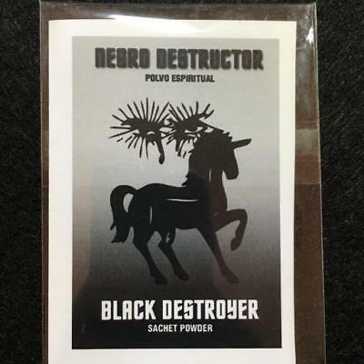 ⛤ LEGITIMO POLVO ESOTERICO NEGRO DESTRUCTOR ⛤⛤ESOTERIC POWDER DESTROYER BLACK⛤
