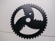 BMX  Kettenblatt / Kettenrad 44 Zähne aus Stahl für Kette 1/2 x 1/8 Zoll