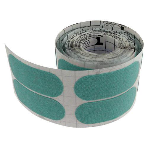 Turbo Fitting Tape 1  Mint Finger Tape Bulk Roll 100 pcs