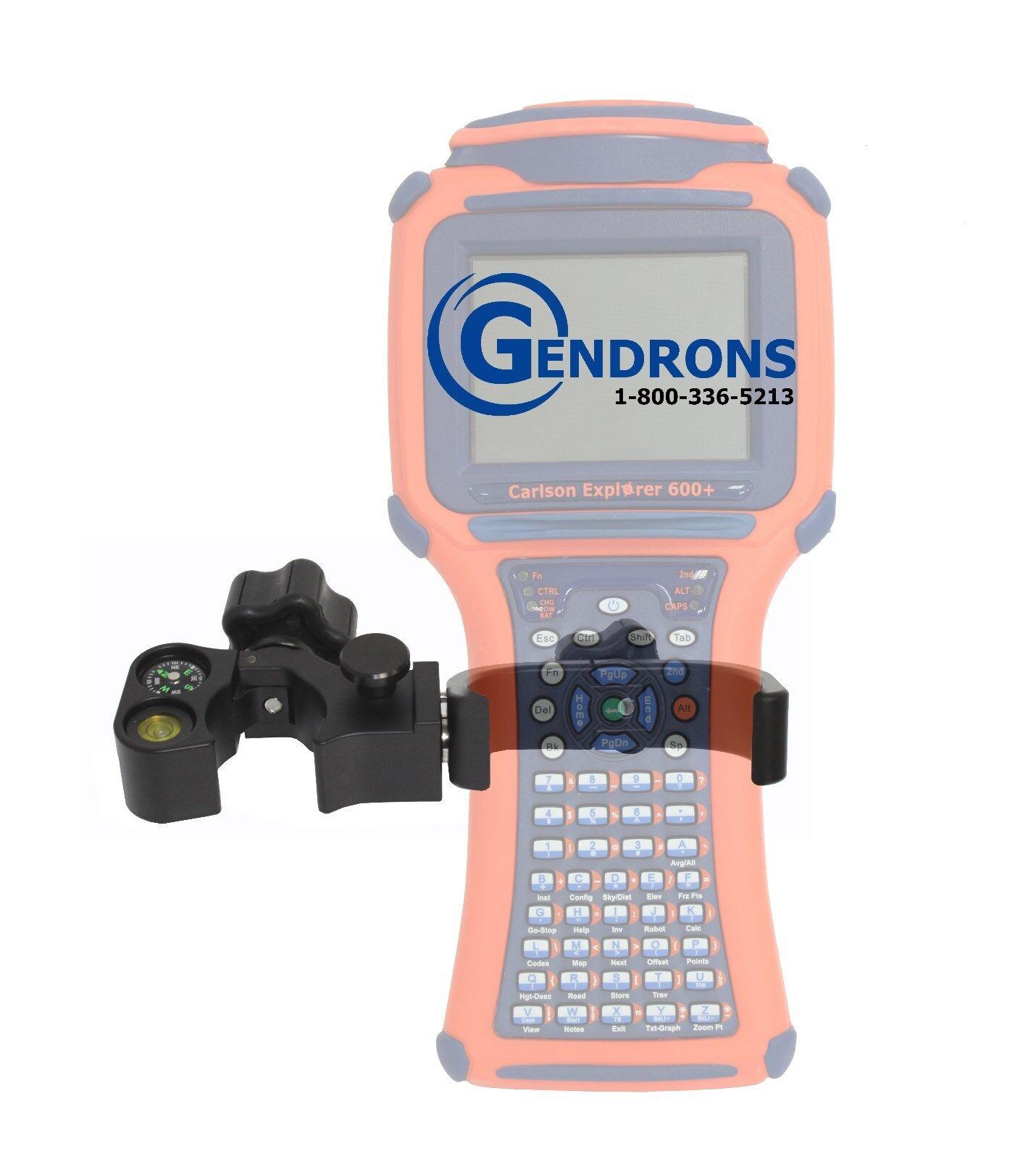 CARLSON EXPLORER DATA COLLECTOR BRACKET,SURVEYING,600,SMI,XYZ,TRACKER,SECO