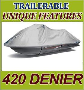 420 DENIER Jet SKi PWC Cover Sea Doo Bombardier RXP 215 2007 2008 2009 2010 NEW