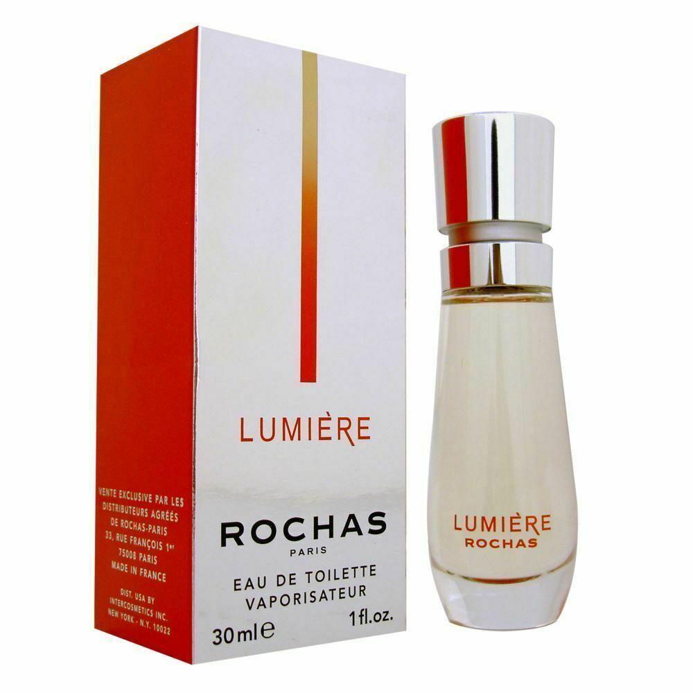 ROCHAS LUMIERE PROFUMO DONNA EDT NATURAL SPRAY 100 ML