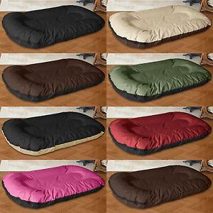 beddog masti hundebett hundekissen hundesofa schlafplatz tierbett katzenbett ebay. Black Bedroom Furniture Sets. Home Design Ideas