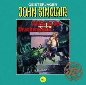 JOHN-SINCLAIR-Tonstudio-Braun-Folge-62-Allein-in-der-Drachenhoehle-Teil-2-NEU