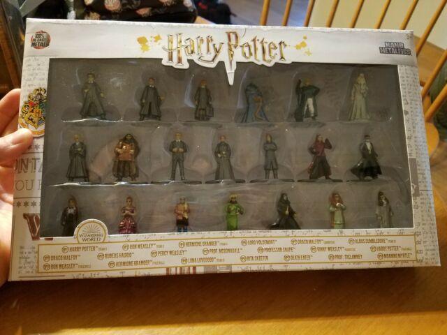 Harry Potter Nano metalfigs-Complétez votre collection