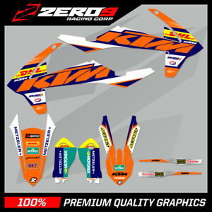 KTM-EXC-EXC-F-125-250-350-450-MOTOCROSS-MX-GRAPHICS-SPLIT-KIT-DHL
