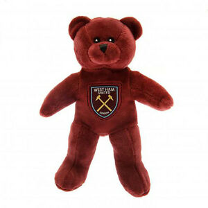 West ham united f.c - mini bear (sb) - cadeau 							 							</span>