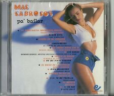 Mas Sabrosos Pa Bailar Volume 16 Latin Music CD New